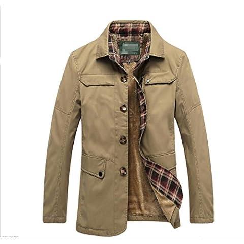 XYXY giacca Cotone giacca invernale abbigliamento moda