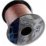 Lineaire Pure sound Câble d'enceinte 20 m Transparent