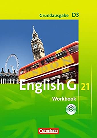 English G 21 - Grundausgabe D / Band 3: 7. Schuljahr - Workbook mit Audio-Materialien