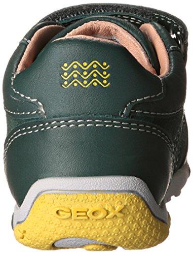 Geox - Sneakers Da Bambini Modello B5436C 04322 C3 Verde Verde