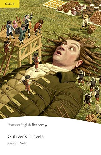 Penguin Readers 2: Gulliver's Travel Book & MP3 Pack (Pearson English Graded Readers) - 9781408278031
