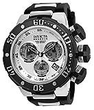 Invicta 21640 - Reloj de Pulsera Hombre, Silicona, Color Negro