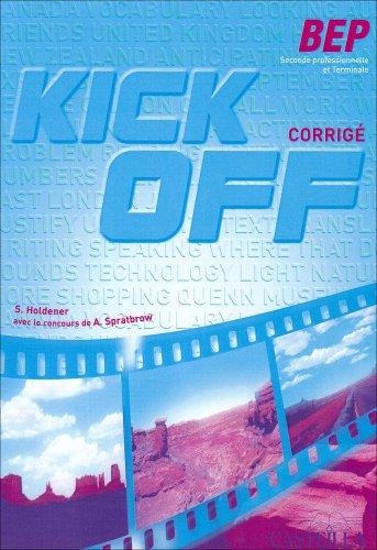 Kick Off Bep Corrige