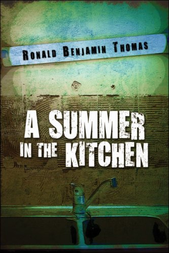 A Summer in the Kitchen Cover Image