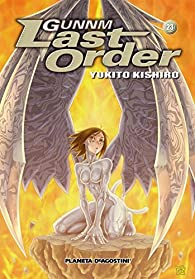 Gunnm Last Order nº 23/25 par Yukito Kishiro