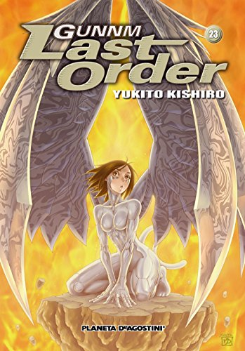 Gunnm Last Order nº 23/25 (Manga No) por Yukito Kishiro
