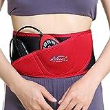 Rziioo Bauchmuskeln Toner - Elektrische Stimulation Massage Bauchmuskel-Trainingsgürtel