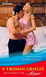 Le défi du prince - Un chalet sous la neige : (promotion) (Azur)