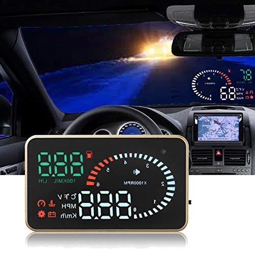 Remaxm Auto Hud Heads Up Display mit Kapuze Video, X6 3