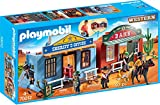 Playmobil 70012 - Villaggio Western Portatile