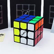THE VALK 3 - Qiyi MoFangGe Professional 3x3 Speed Cube Rubik's Cube Brain Game Puzzle - BLACK