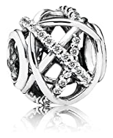 Pandora Women Sterling Silver cubic zirconia Accessories