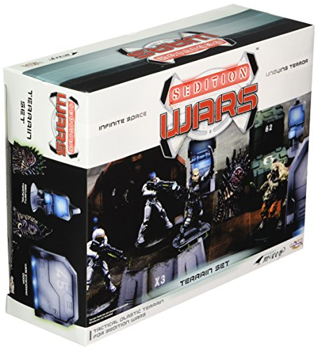 Sedition Wars: Terrain Pack