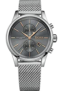 Boss Herren-Uhren Analog Quarz 32003161 (B07SQ2Y9BB) | Amazon price tracker / tracking, Amazon price history charts, Amazon price watches, Amazon price drop alerts