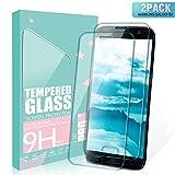 SGIN Galaxy S7 Verre Trempé, [Lot de 2] Haut Définition Film en Verre Trempé...