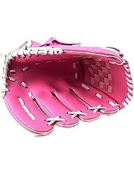 Gazechimp Gants De Baseball En PVC Souples Durable Housse De Main Sport Plein D'air Accessoire