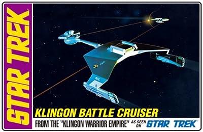 AMT AMT720 - 1/650 Klingon Battle Cruiser von AMT