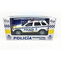 GT-3930 COCHE POLICIA MUNICIPAL MADRID