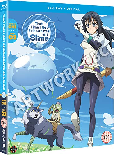 That Time I Got Reincarnated as a Slime: Season One Part Two - Blu-ray + Digital Copy
