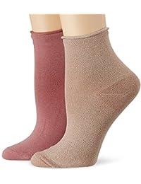 Dim Calcetines Cortos para Mujer (Pack de 2)