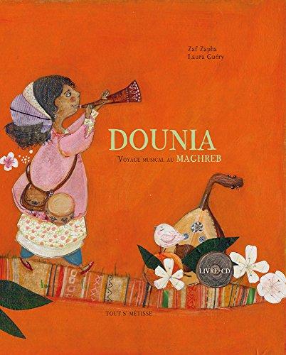 Dounia, voyage musical au Maghreb (1CD audio) par Zaf Zapha