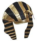Petitebelle Doré Égypte Pharaon Chapeau Unisexe Dress Up Costume de fête pour enfants -  Or - Taille Unique