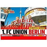 1. FC Union Berlin Jahreskalender 2018