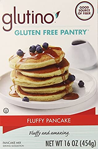 Gluten Free Pantry 26526 Brown Rice Pancake Mix Wheat Free