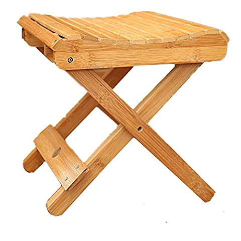 Nanzhu solid wood stool folding fishing chair simple children 's chair outdoor computer desk