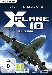 X-Plane 10 Flight Simulator - Global