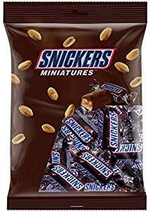 Snickers Miniatures Chocolates - 150 Gms