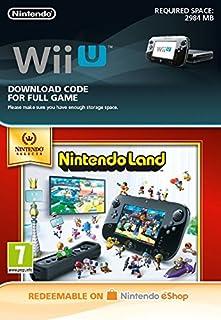 Nintendo Selects Nintendo Land [Wii U Download Code] (B06XWK2N75) | Amazon price tracker / tracking, Amazon price history charts, Amazon price watches, Amazon price drop alerts