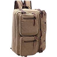 Trasformabile Tela Bagpack / Messenger Bag / Borsa da Viaggio, Antifurto - Muti Funzionale Deformabile Unisex / Perfetto Per L'ufficio, Scuola, in Viaggio di Tutti i Giorni