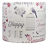 """Best Chic Home Beddings - Shabby Chic Lampshade or Ceiling Light Shade 10"""" Review"""