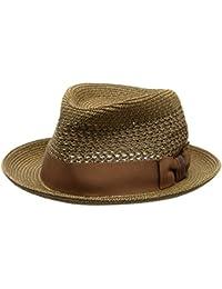 Amazon.es  Marrón - Sombreros de vestir   Sombreros y gorras  Ropa 81c16bace9f