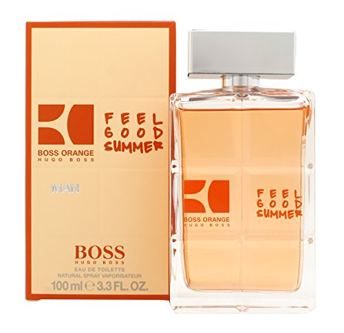 Boss Orange Man Fresh Eau de Toilette, 100 ml