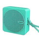 Avantree Bluetooth Dusch Lautsprecher 4.2, Tragbarer Wireless Mini Lautsprecher unterstützt Micro SD Karten mithellem Klang, IPX6 Wasserdicht für Outdoor Sport Reisen Wandern und Strand - SP950