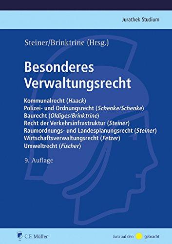 Besonderes Verwaltungsrecht (Jurathek Studium)