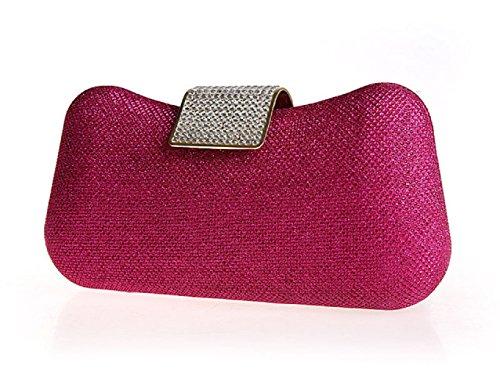 Strass fibbia borse/Package banchetto/ sacchetto di mano di moda-D D