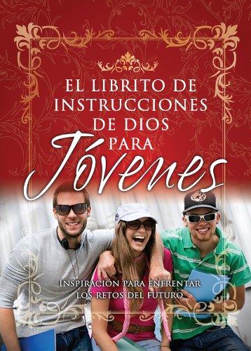 Librito de Instrucciones de Dios Para Jovenes (God's Little Instruction Books) por Honor Books