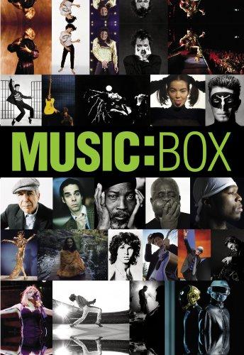 MUSIC:BOX (Lunwerg Box) por AA. VV.