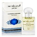 Al Haramain White Oudh Attar, 15ml