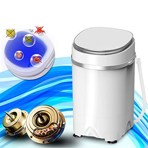 Mini Waschmaschine Kleine tragbare kompakte Wäsche ele… | 06413602580018