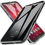 LK Hülle für Motorola Z3 Play, Ultra Schlank Dünn TPU Gel Gummi Weiche Haut Silikon Anti-Kratzer Schutzhülle Abdeckung Case Cover für Motorola Z3 Play (Schwarz)