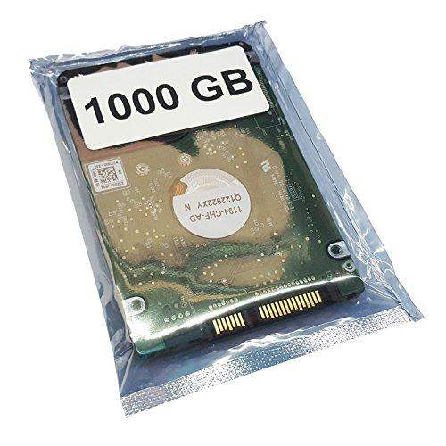 1TB, 1000GB HDD Notebook Festplatte 2,5