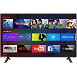 Fortex 109 cm (43 inches) FX43MAC01 Full HD LED Smart TV (Black)