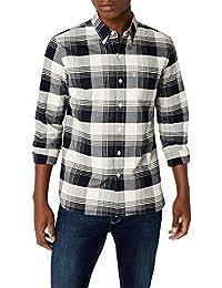 Amazon.fr   100 à 200 EUR - Chemises   T-shirts, polos et chemises ... b3140d0d3a8b
