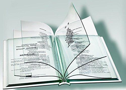 Durchsicht: Glasbuch. Gedichte von Peter Jochimsen. Glaskunst von Seontae Hwang