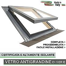 Lucernario per tetto for Velux motorizzato