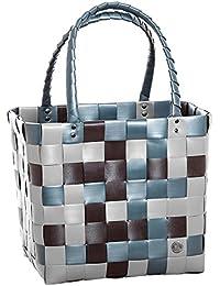 c651f748efa08 Witzgall 5009 56 0 Damen Tasche geflochtenes Kunststoff robust und  pflegeleicht